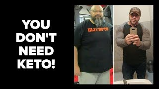 Download STOP With the Keto Diet - You NEED a Lifestyle Change Video