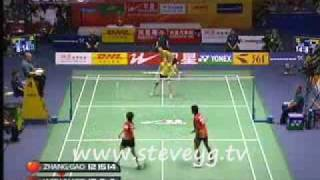 Download Crazy Badminton rally! The most exciting game of badminton EVER! Video