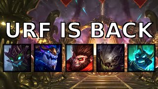 Download URF IS BACK ! Video