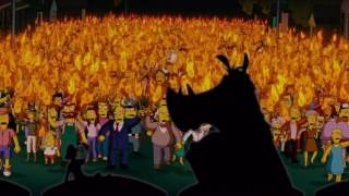 Download Timon and Pumbaa at the cinema The simpsons movie Video