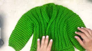 Download Suéter a crochet súper lindo para Niños de 1 año 👦🏻. Video