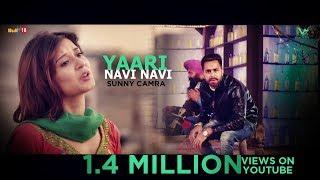 Download Yaari Navi Navi   Sunny Camra   VS Records   Latest Punjabi Songs 2016 Video