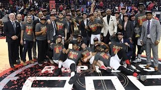 Download Raptors 905 Celebrate 2017 NBA Development League Title Video
