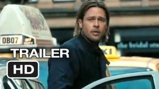 Download World War Z Official Trailer #1 (2013) - Brad Pitt Movie HD Video