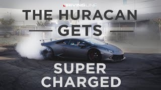 Download Driving Line: Huracan Drag Part 1: Boosting the Bull Video