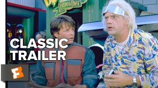 Download Back to the Future Part 2 Official Trailer #1 - Michael J. Fox, Christopher Lloyd Movie (1989) HD Video