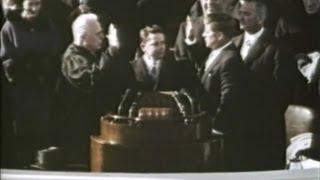 Download Jan. 20, 1961: Inaugural Ceremonies for John F. Kennedy Video