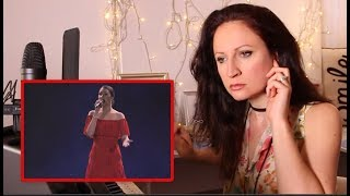 Download Vocal Coach REACTS to LOREN ALLRED-NEVER ENOUGH-live performance Video