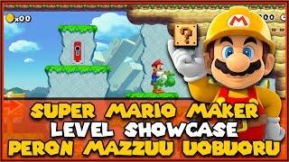 Download Peron Mazzuu Uobuoru Level Showcase   Super Mario Maker Video