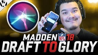 Download SIRI DRAFTS MY TEAM! THE CURSE IS BROKEN! - MUT Draft To Glory Episode #5 Video