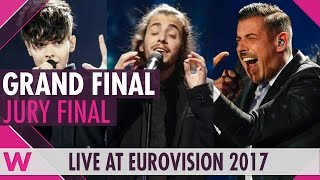 Download Eurovision 2017: Jury Final review — our winners | wiwibloggs Video