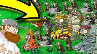 Download HARDEST PVZ EPIC QUEST EVER!!! - Plants Vs Zombies 2 Video