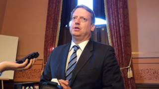 Download House Democratic Leader Tim Greimel on stepping aside Video