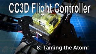 Download (8/10) CC3D Flight Controller – The CC3D Atom/Mini version, supplied by Gearbest Video