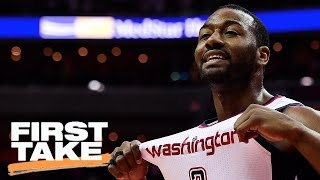 Download Is John Wall The Best Point Guard In The NBA? | First Take | May 8, 2017 Video