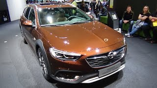 Download 2018 Opel Insignia Country Tourer - Exterior and Interior - IAA Frankfurt 2017 Video