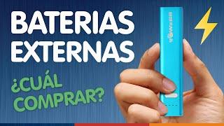 Download BATERÍAS EXTERNAS PARA MÓVILES | ¿Qué Power Bank comprar? Video
