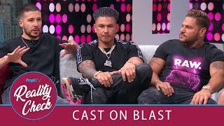 Download The 'Jersey Shore' Cast Talk Mike's Transformation: 'He Did A Complete 180' | PeopleTV Video
