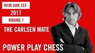 Download Magnus Carlsen missing a mate in 3 vs Anish Giri - Tata Steel Chess 2017 Round 7 Video