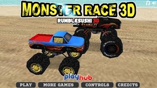 Download Monster Truck Race 3d Car Racing Games - games for kids Video