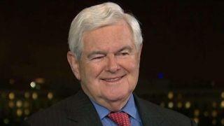 Download Gingrich 'blown away' by President Trump's 'best speech' Video