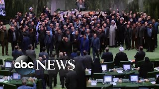 Download Mourners in Iran vow revenge for Soleimani's death | Nightline Video