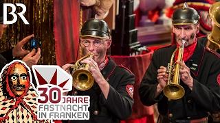 Download Die Altneihauser Feierwehrkapell'n | Fastnacht in Franken 2017 | Prunksitzung | Veitshöchheim Video