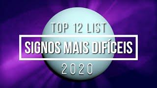 Download 🛇 PARA QUEM VAI SER MAIS DIFÍCIL 2020? | 12 SIGNOS PREVISÕES FLASH ! TOP 12 LIST Video