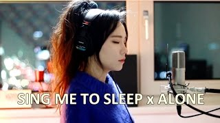 Download Alan Walker - Alone & Sing Me To Sleep ( MASHUP cover by J.Fla ) Video