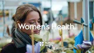 Download Women's Life Stages | Young Women | Nuffield Health Video