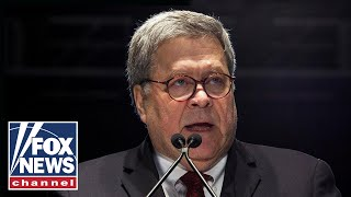 Download Barr speaks at the Federalist Society's National Lawyers Convention Video