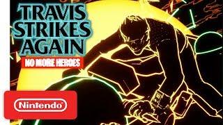 Download Travis Strikes Again: No More Heroes - Golden Dragon GP Trailer - Nintendo Switch Video