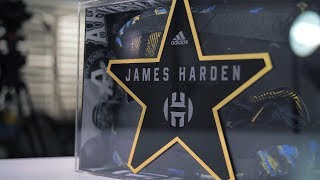 Download UNBOXING: Special EDITION MVP Sneaker FOR JAMES HARDEN Video