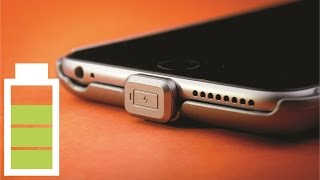 Download Flux Battery Case for iPhone 6/6s Plus - Review - Thinnest battery case available! Video