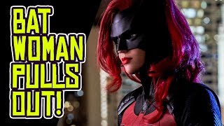 Download Batwoman PULLS OUT of San Diego Comic Con! New TEASER Released! Video