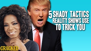 Download 5 Shady Tactics Reality Shows Use To Trick You - The Spit Take Video