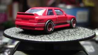 Download Hot Wheels Customizing : Wheel Swap Time! BMW E30 M3 in Red Video