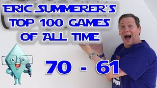Download Eric Summerer's Top 100 Games of All Time: #70 - #61 Video