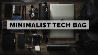 Download What's in My Bag? | 2018 MINIMALIST TECH BAG Video