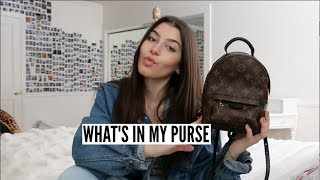 Download What's in my Purse 2018 // Paige Mills Video