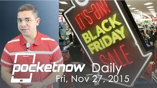 Download Black Friday + Cyber Monday deals, major Google discounts & more - Pocketnow Daily Video