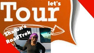 Download TOUR: Sharon's RoadTrek(#325) Video