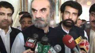 Download CM Baluchistan Nawab Aslam Raisani is very funny reported by Muhammad Shahzad Ali Video