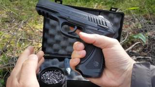 Download GAMO PT-85 BLOWBACK CO2 prova pistola cal 4,5mm Video