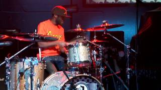 Download Jerome Flood II - Guitar Center's 20th annual Drum-Off Champion (2008) Video