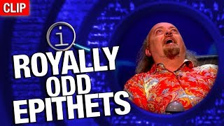 Download QI | Royally Odd Epithets Video
