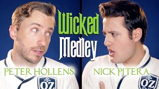 Download Wicked Medley - Peter Hollens & Nick Pitera Video
