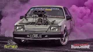 Download CEMBLO TAKES 2ND PLACE IN THE BURNOUT MASTERS Video