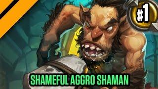 Download Day[9] HearthStone Decktacular #265 - Shameful Aggro Shaman P1 Video