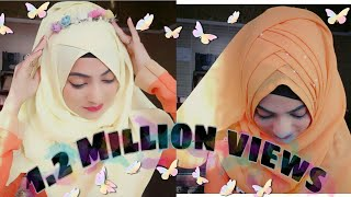 Download Spring Season inspired Hijab styles.. Let's welcome Spring with Lots of colors and flowers Video